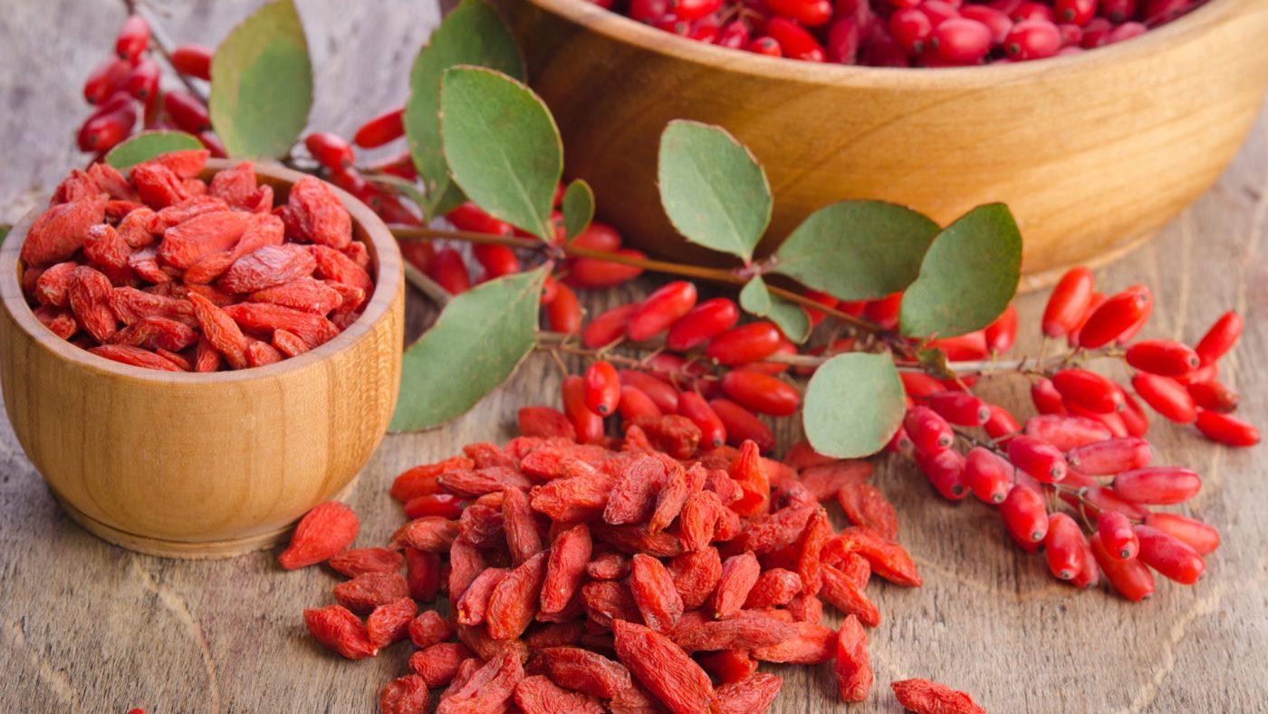 Super alimenti: i benefici delle Goji Berries