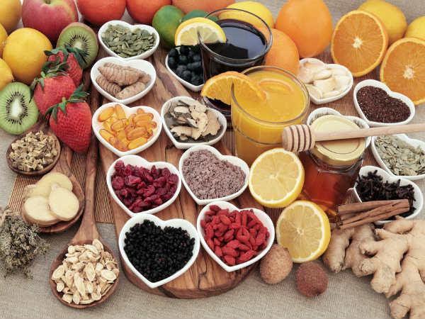 Prevenire l'influenza: cosa mangiare