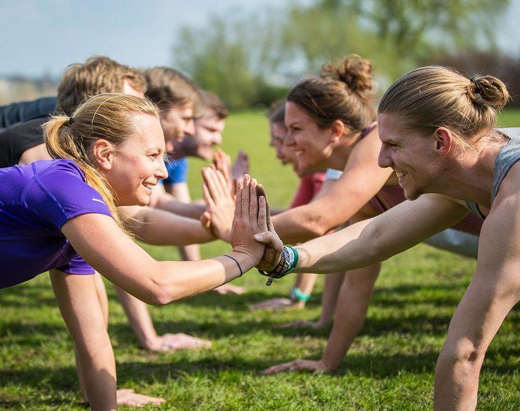 Come allenarsi all'aperto: non solo corsa