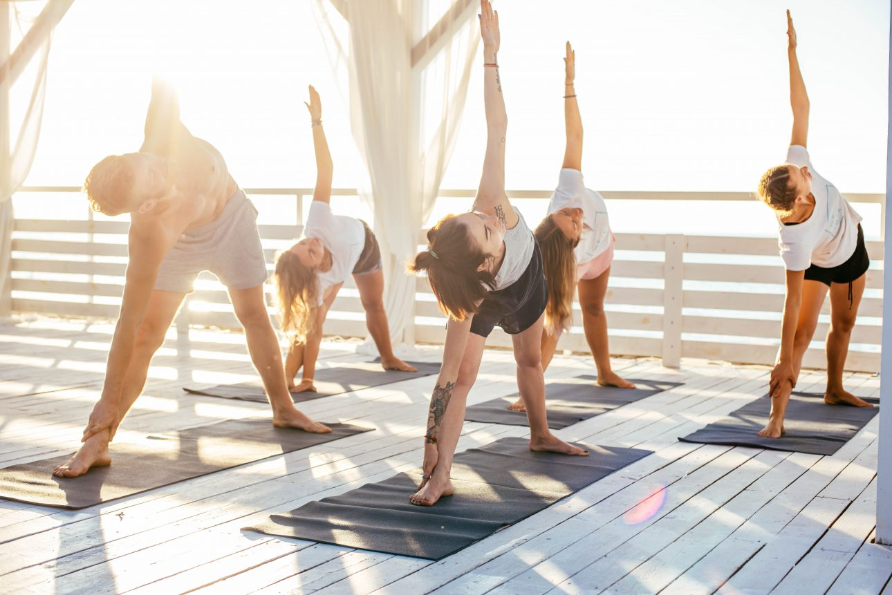 Una sequenza yoga per tutti