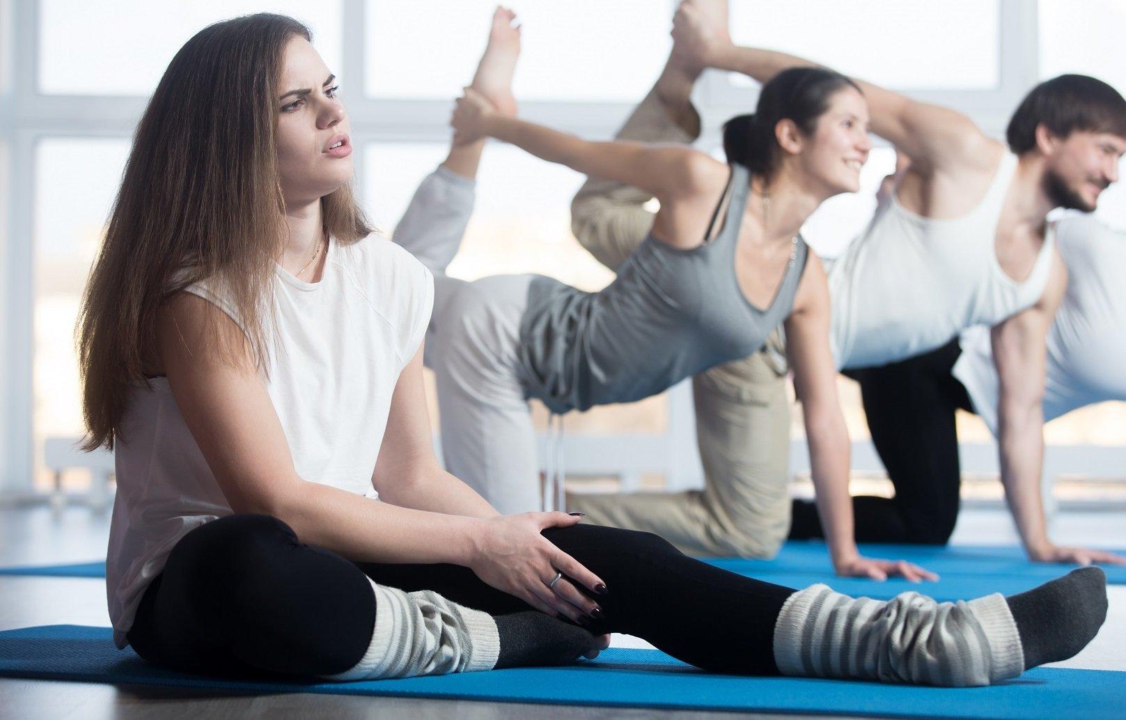 Come curare una contrattura muscolare